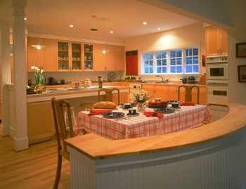 интерьер, мебель, кухня, столовая, мебель 3D, Интерьер кухни