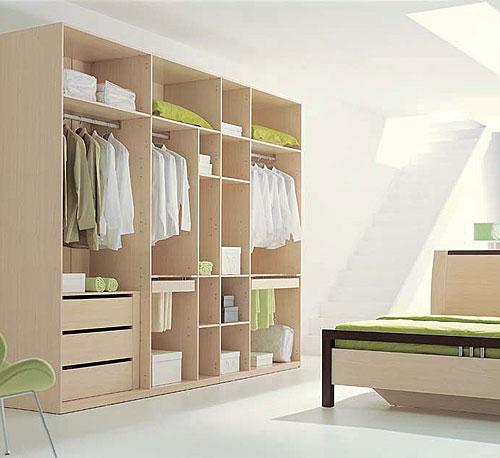 Giyinme odası modelleri ve dolap tasarımları