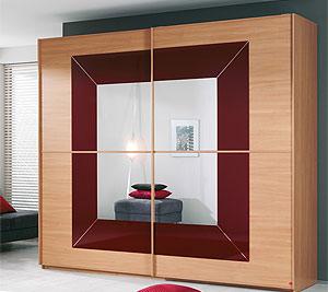 Шкафы-купе под заказ для спальни и прихожей